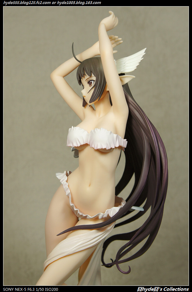 【壽屋】Shining Wind 光明之風 風之女神Xecty (Tonys Artwork cover ver) 1/6 PVC Figure - hyde - 囧HYDE囧の御宅部屋