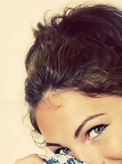 :) (sma_kee) Tags: portrait selfportrait me smile face closeup myself eyes thisis