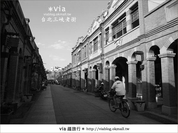 【台北景點】走入台北古味老鎮~三峽老街之旅16