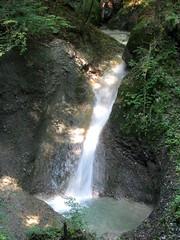 Wasserfall - Waterfall des Hünibach ( Bergbach - Bach - Creek ) in der Cholerenschlucht im Berner Oberland im Kanton Bern in der Schweiz (chrchr_75) Tags: hurni christoph schweiz suisse switzerland svizzera suissa swiss kanton bern berne berna bärn kantonbern wandern wanderung wanderweg berner wanderwege hiking schwanden säge blueme cholereschlucht thun oberland berneroberland chrchr chrchr75 chrigu chriguhurni 1009 wasserfall водопад 瀑布 vandfald waterfall cascade 滝 cascada waterval wodospad vattenfall vodopád slap albumwasserfälle albumwasserfällewaterfallsderschweiz chriguhurnibluemailch hünibach bergbach bach creek cholerenschlucht tobel albumregionthunhochformat hochformat thunhochformat hurni100903 schlucht gorge rotko gola 渓谷 desfiladeiro garganta albumschluchtenderschweiz susisa