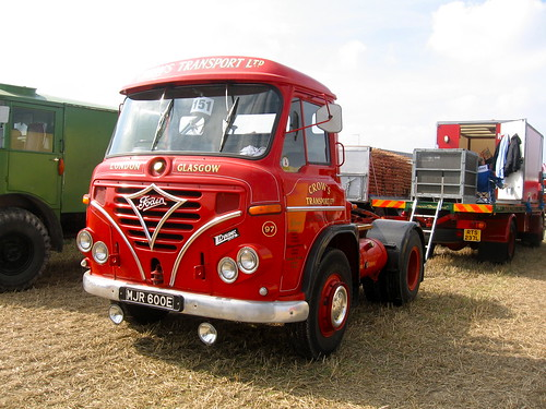 Foden rig