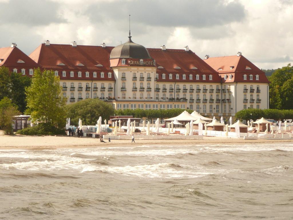 Grand Hotel Sopot Sept 2010