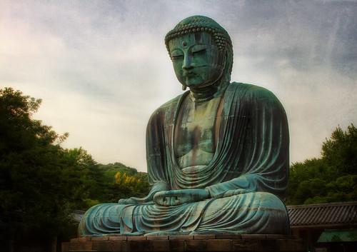 フリー写真素材, 芸術・アート, 彫刻・彫像, 仏像・大仏, 日本, 神奈川県,