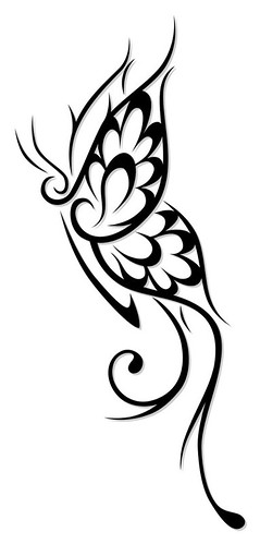 butterfly-tattoo-flash-009
