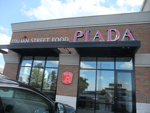 Piada Italian Street Food Exterior