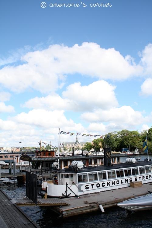 Stoccolma: che cielo..