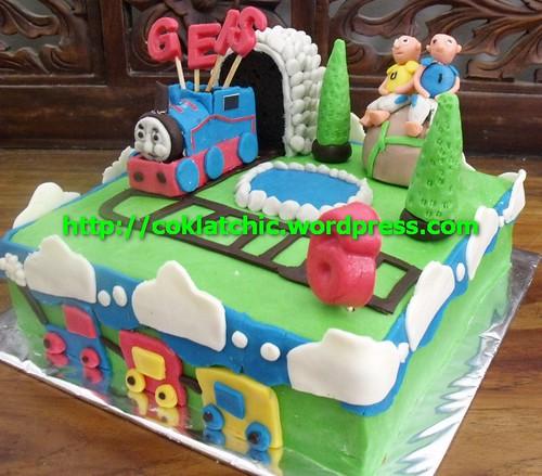 Ipin Dan Upin Jual Kue Ulang Tahun Page 4