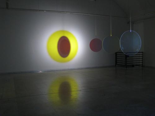 Olafur Eliasson - Your yellow versus red versus blue