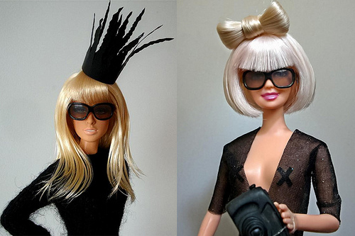 gaga barbie