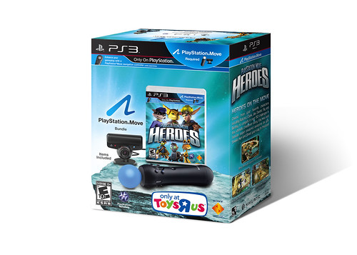 "PlayStation Move Heroes Bundle Toys ""R"" Us"