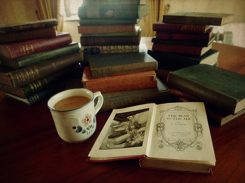 Tea and Books II