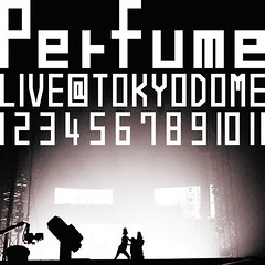 perfume live DVD normal edition