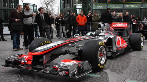 McLaren MP4-26 2011 F1 7