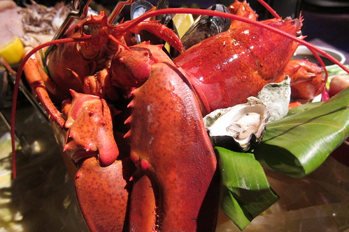 2011 Oscar Food: Lobster