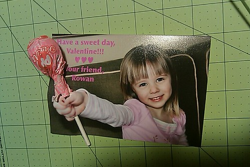 Rowan's Valentines, 2011