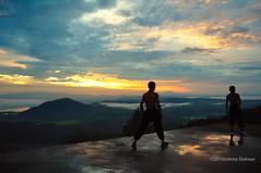 Hutaginjang -DSC_0073 (Johnny Siahaan) Tags: sunset mountains misty clouds sunrise indonesia gunung batak toba laketoba sumatera huta danautoba sumaterautara tobalake matahariterbit tapanuliutara hutaginjang taput johnnysiahaan mataharipagi fotodanautoba fotohutaginjang