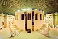 The Great Hall at the British Museum, London, UK (Lisa Bettany {Mostly Lisa}) Tags: london britishmuseum greathall