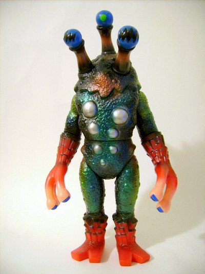 Mark Nagata's Alien Argus Custom Toy Show