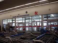 Thank You For Shopping _____ Kmart _____ (RetailByRyan95) Tags: virginia va yorktown lettering kmart tabb yorkcounty superkmart superkmartcenter