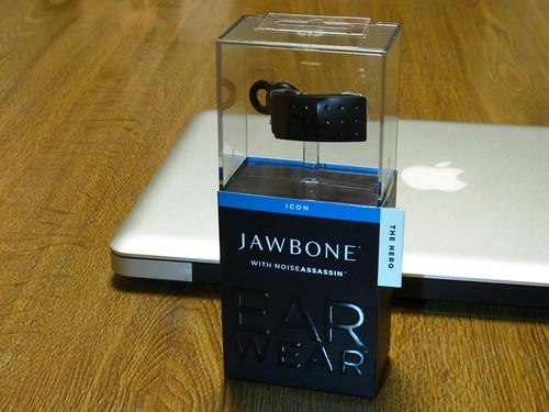Jawbone ICON:正規品到着