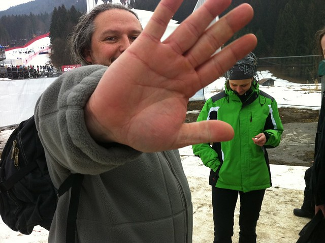No Pictures please - Helmnot - Ski-WM 2011