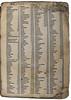 University of Glasgow Old Library shelfmark in Strabo: Geographia, libri XVI