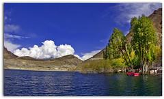 dedicate to karrar haidri (TARIQ HAMEED SULEMANI) Tags: pakistan mountains tourism nature colors trekking hiking north lakes peaks tariq skardu satpara concordians hushay sulrmani