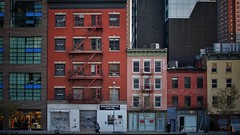 Welcome to New York (Mister Blur) Tags: welcome new york city nyc hells kitchen buildings nikon d7100 35mm