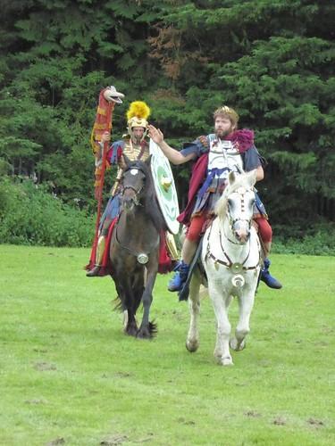Hadrian's Cavalry Turma!