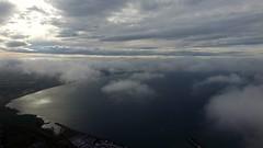 Cloudy Evening (D.B Ariel Photography) Tags: rosslare tagoat wexford ireland clouds evening dji djiphantom3pro arielphotography