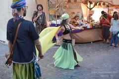 Mercedes Campello-9 (GonzalezNovo) Tags: mercedescampello danzaoriental pwmelilla melilla mercadomedieval
