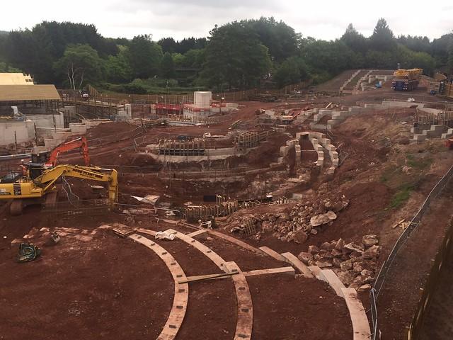 SW8 Construction Site June 25th 2017