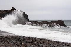 Corney Brook Beach (martinstelbrink) Tags: capebretonisland capebretonhighlandsnationalpark capebreton corneybrook cabottrail novascotia canada kanada sonyalpha7rii a7rii voigtländervmeclosefocusadapter leicasummicron35mmf20preasph leicasummicron35mmf20i leica summicron 35mm f20 preasph beach waves wellen surf brandung