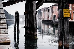 Zona Militar - Divieto di Accesso (ruicâmara) Tags: venetian arsenal venice fujifilm desaturated xt2 xmount italy trip zona militar rui câmara contrasty look
