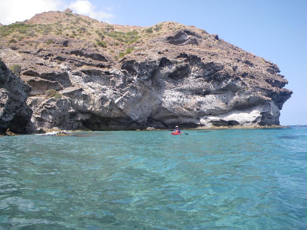 Cabo de Gata en kayak 207
