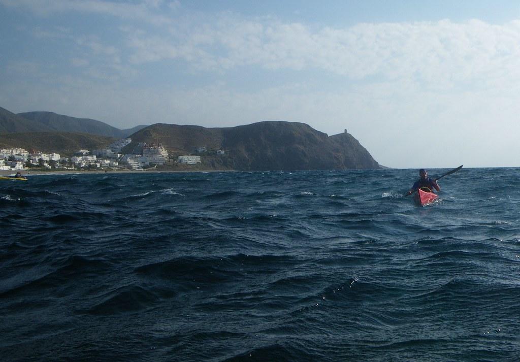 Cabo de Gata en kayak 072