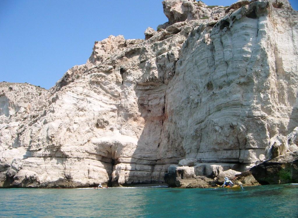 Cabo de Gata en kayak 641