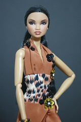 Collette (my scene junkie) Tags: fashion dolls terno filipiniana collete fashionroyalty vanessaperrin nuface ooakgowns