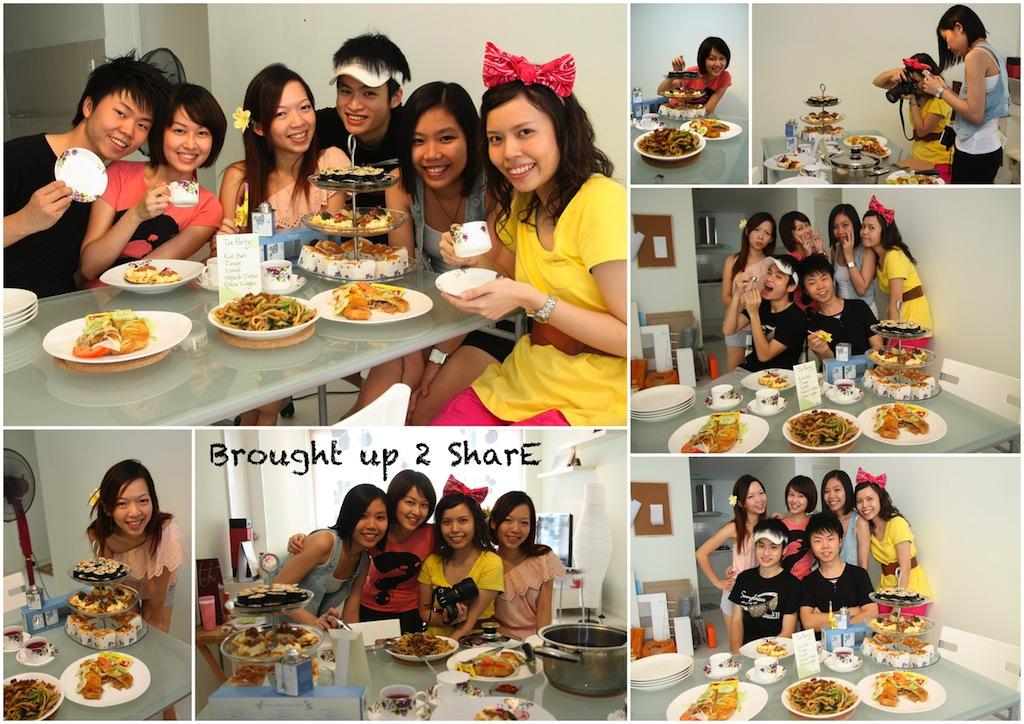 Tea Party @ Zhi's