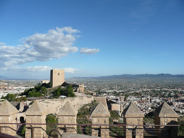 La Fortaleza del Sol y la Torre Alfonsina (Lorca)