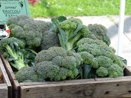 summer broccoli