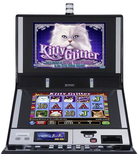 """""""Kitty Glitter."""""""