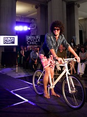 Dublin Cycle Chic Fashion Show 17