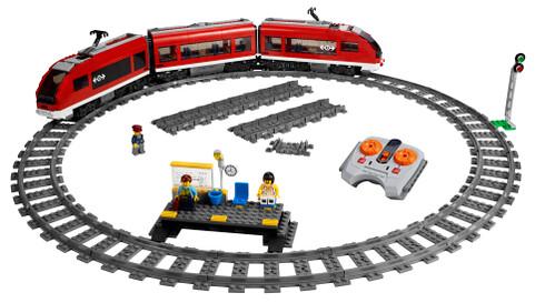 Lego train 7938