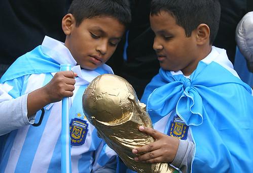 Argentina a 4tos de final