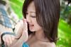 果子 (Funstyle) Tags: portrait woman cute girl beauty model asia taiwan babe panasonic taipei 20mm 台灣 2010 peopel 228公園 人像 美女 外拍 正妹 網路美女 gf1 mikako 果子 みかこ 數位幻影