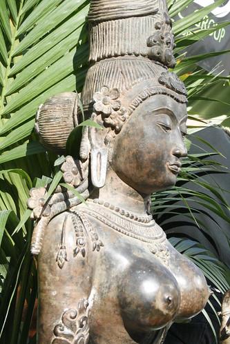 Asian Art Statue