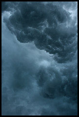 Boiling Down (Cigar Lady) Tags: sky storm overhead thunder rolling boiling blackcloud churning