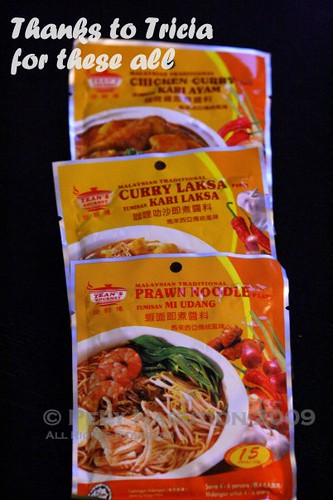 Tean's Gourmet Malaysian Tumisan