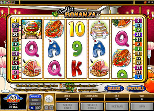 Buffet Bonanza slot game online review